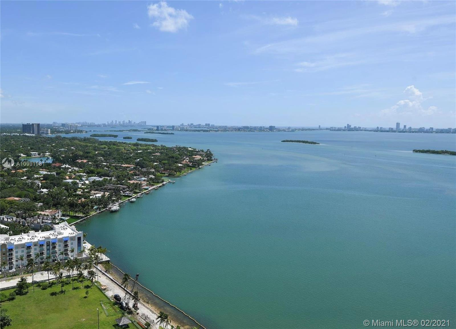 Blue on the Bay #3107 - 601 NE 36th St #3107, Miami, FL 33137