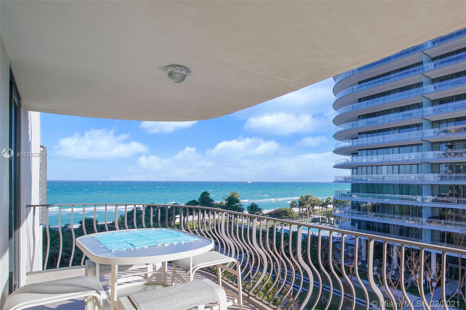 Champlain Towers South #608 - 8777 Collins Ave #608, Surfside, FL 33154