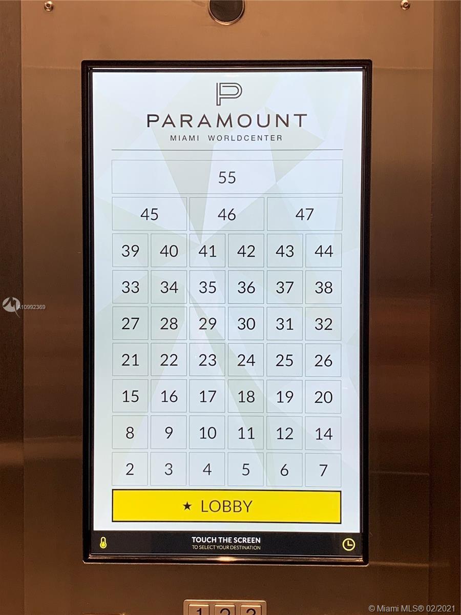Paramount Miami Worldcenter #3905 photo22