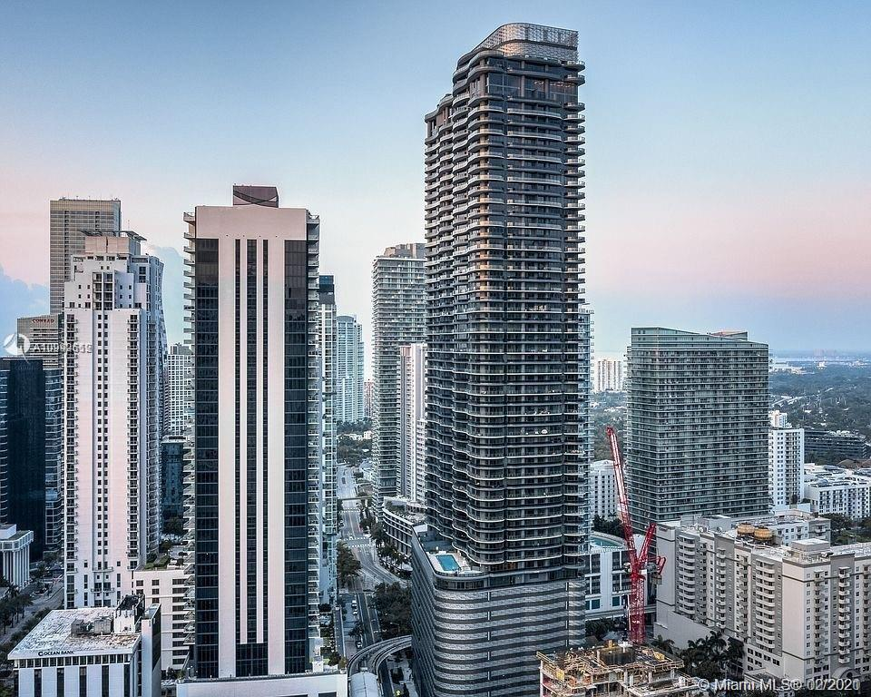Brickell FlatIron #PH5103 - 1000 Brickell Plz #PH5103, Miami, FL 33131
