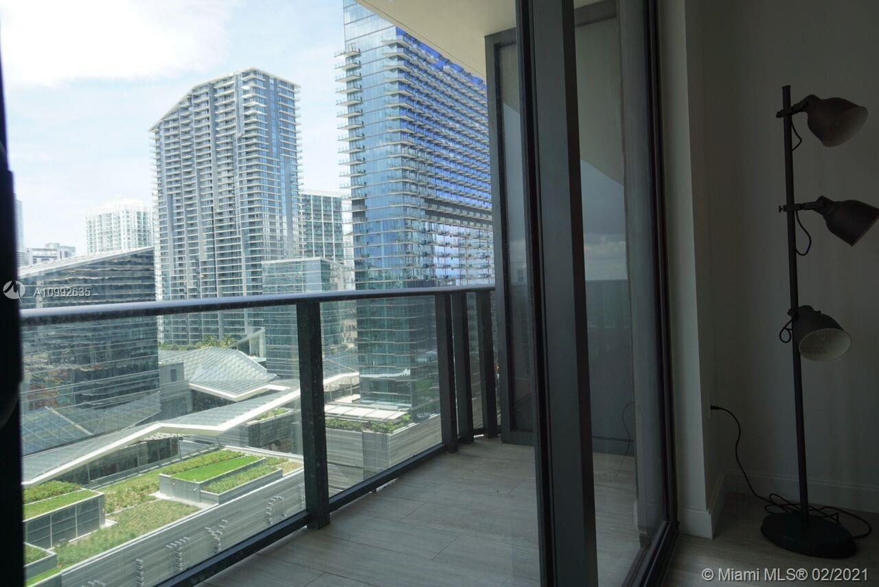 Brickell Heights West Tower #1810 - 55 SW 9th St #1810, Miami, FL 33130