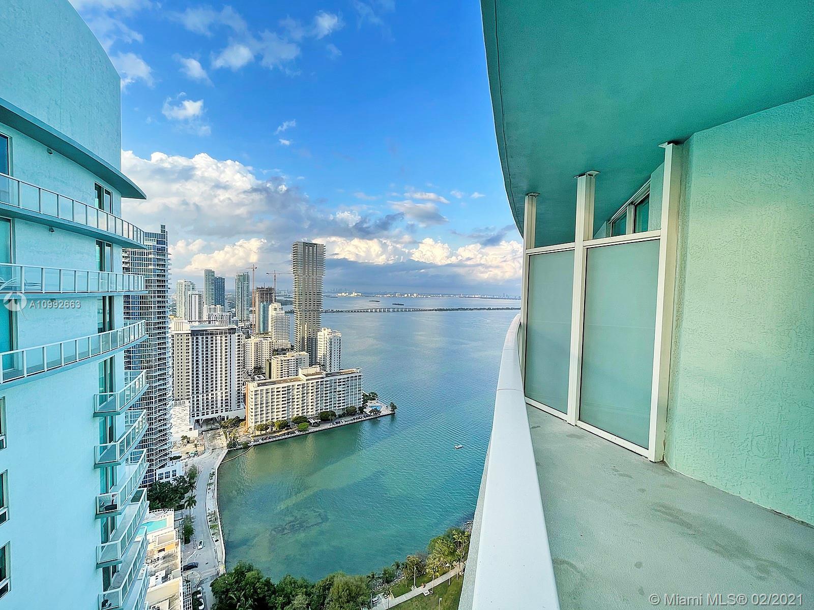 Quantum on the Bay #4310 - 1900 N Bayshore Dr #4310, Miami, FL 33132