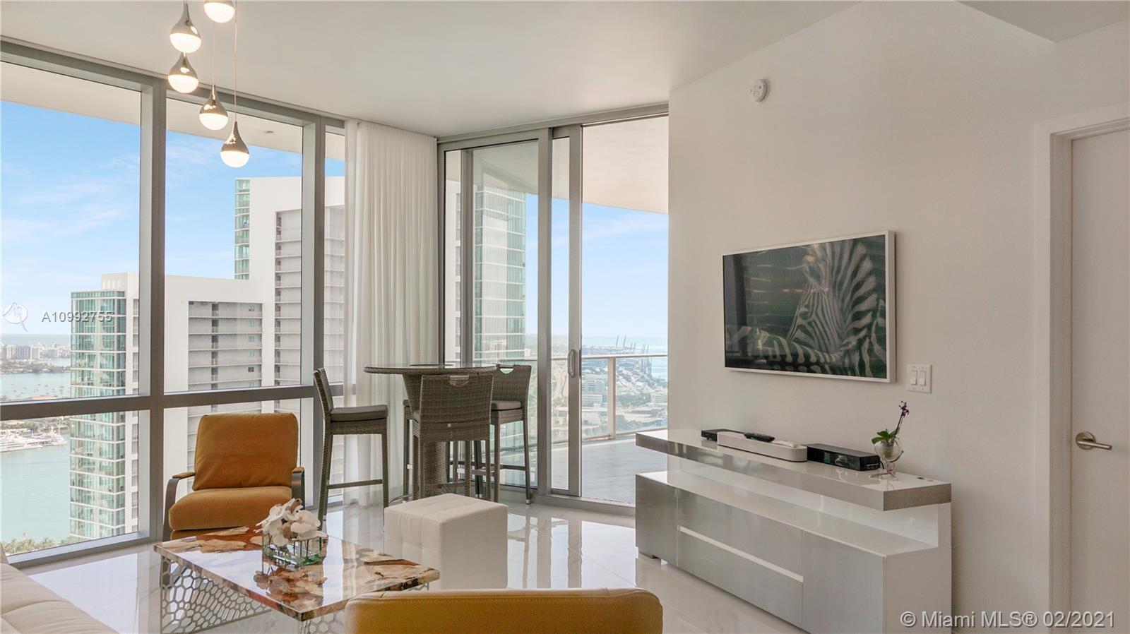 Paramount Miami Worldcenter #4503 - 851 NE 1st Ave #4503, Miami, FL 33132