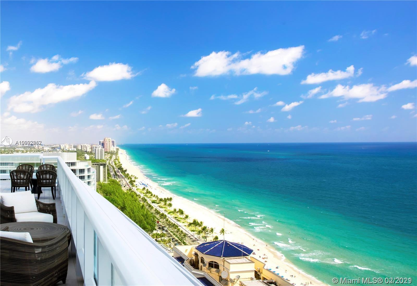 Ocean Resort Residences #H812 - 551 N Fort Lauderdale Beach Blvd #H812, Fort Lauderdale, FL 33304
