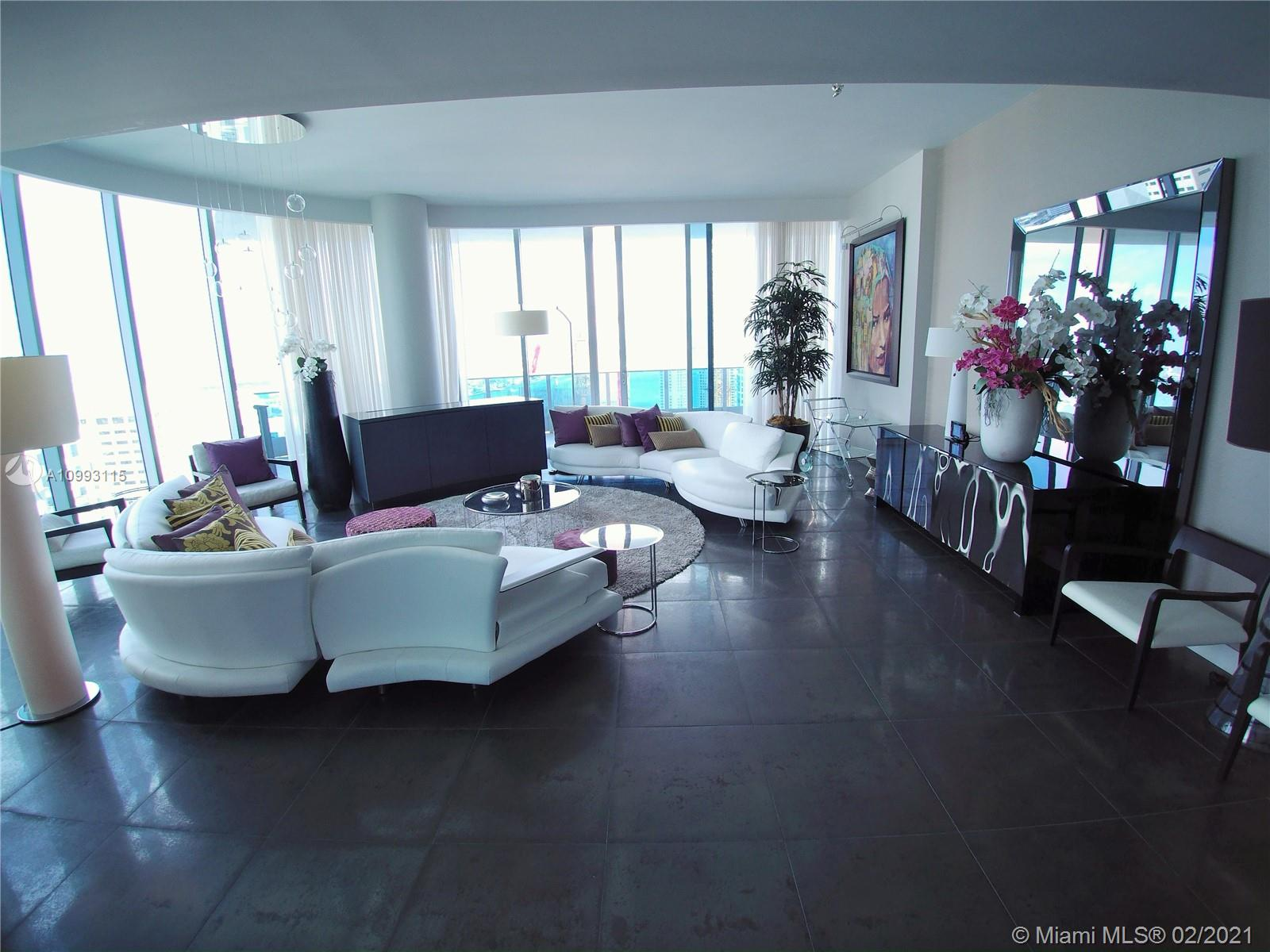 Epic Residences #5201 - 200 Biscayne Boulevard Way #5201, Miami, FL 33131