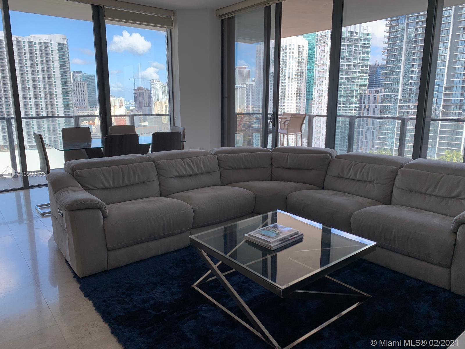 Rise Brickell City Centre #1811 - 88 SW 7th St #1811, Miami, FL 33130