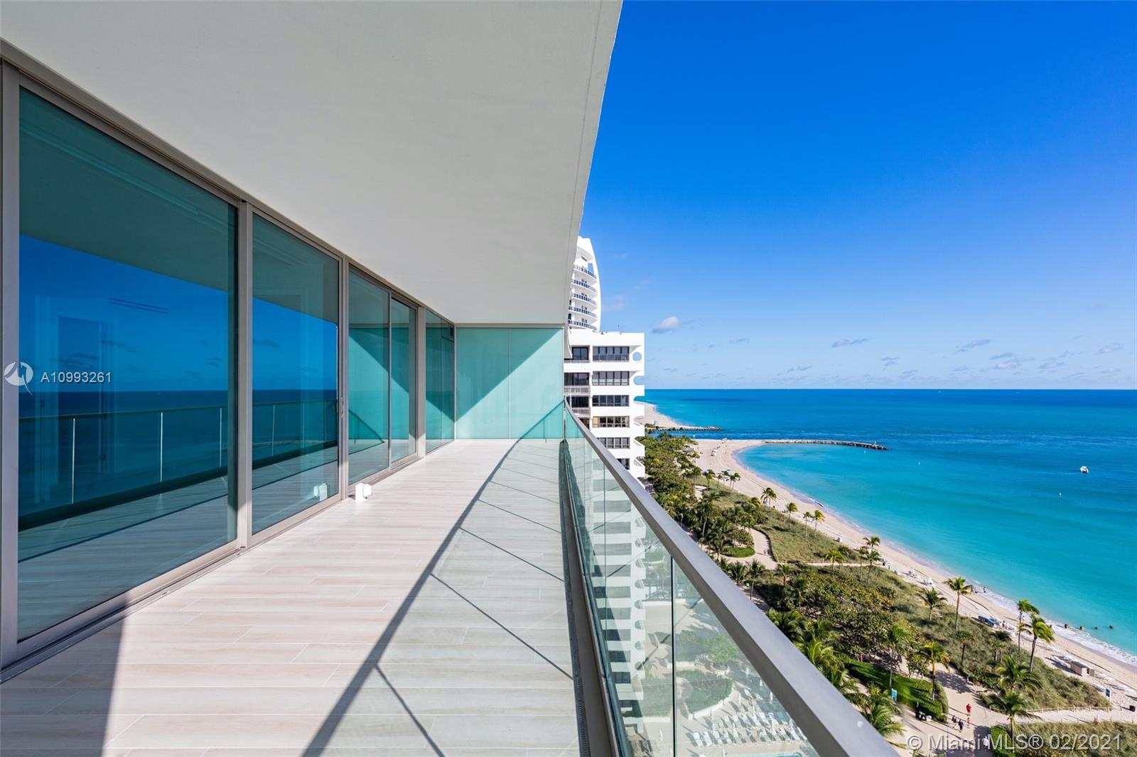 Oceana Bal Harbour #1602 - 10203 Collins Ave #1602, Bal Harbour, FL 33154