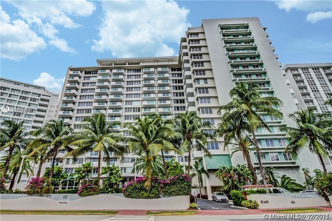 Mirador North #807 - 1200 West Ave #807, Miami Beach, FL 33139