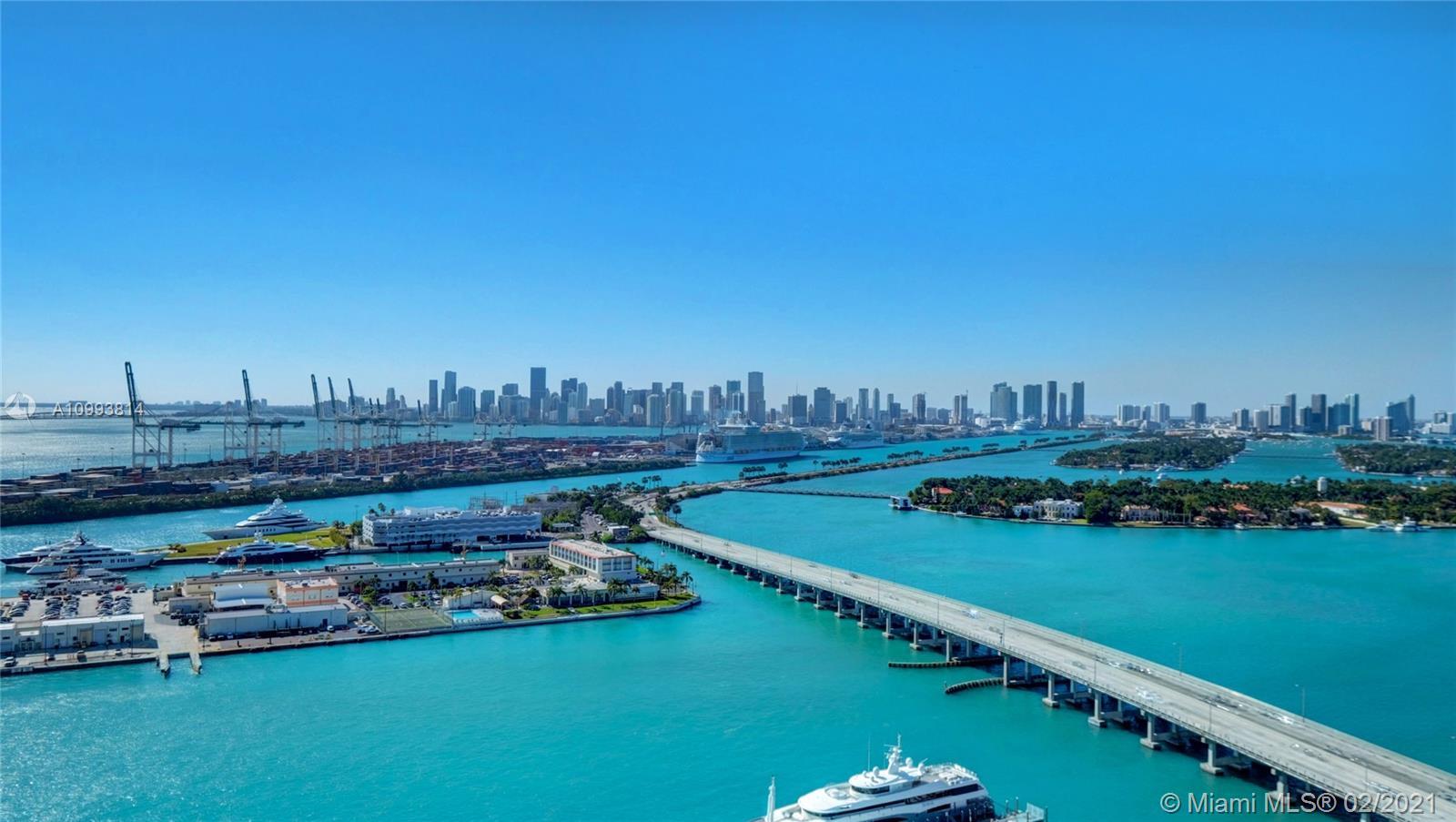 Murano Grande #2901 - 400 Alton Rd #2901, Miami Beach, FL 33139