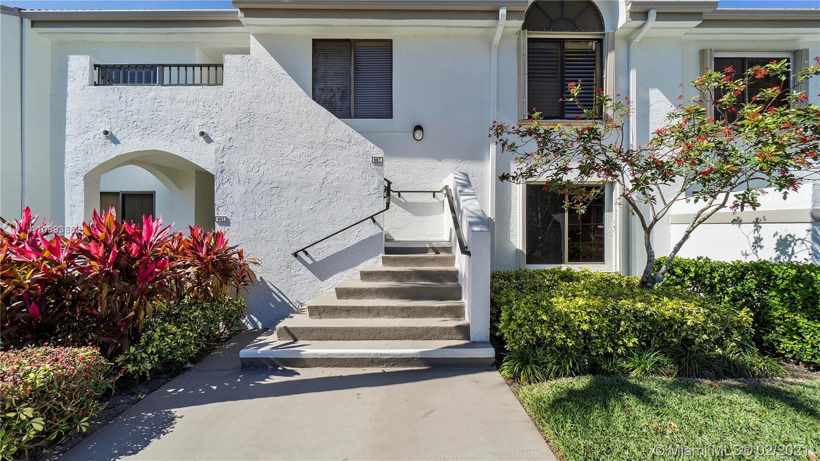 Property for sale at 7515 Glendevon Ln Unit: 607, Delray Beach,  Florida 33446
