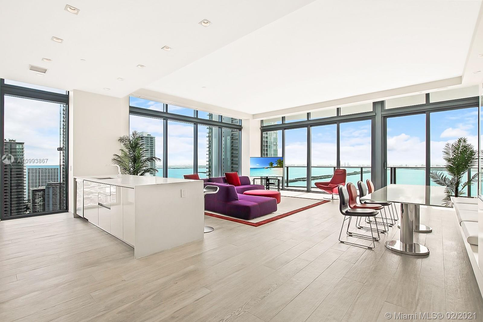 Icon Bay #4001 - 460 NE 28th St #4001, Miami, FL 33137