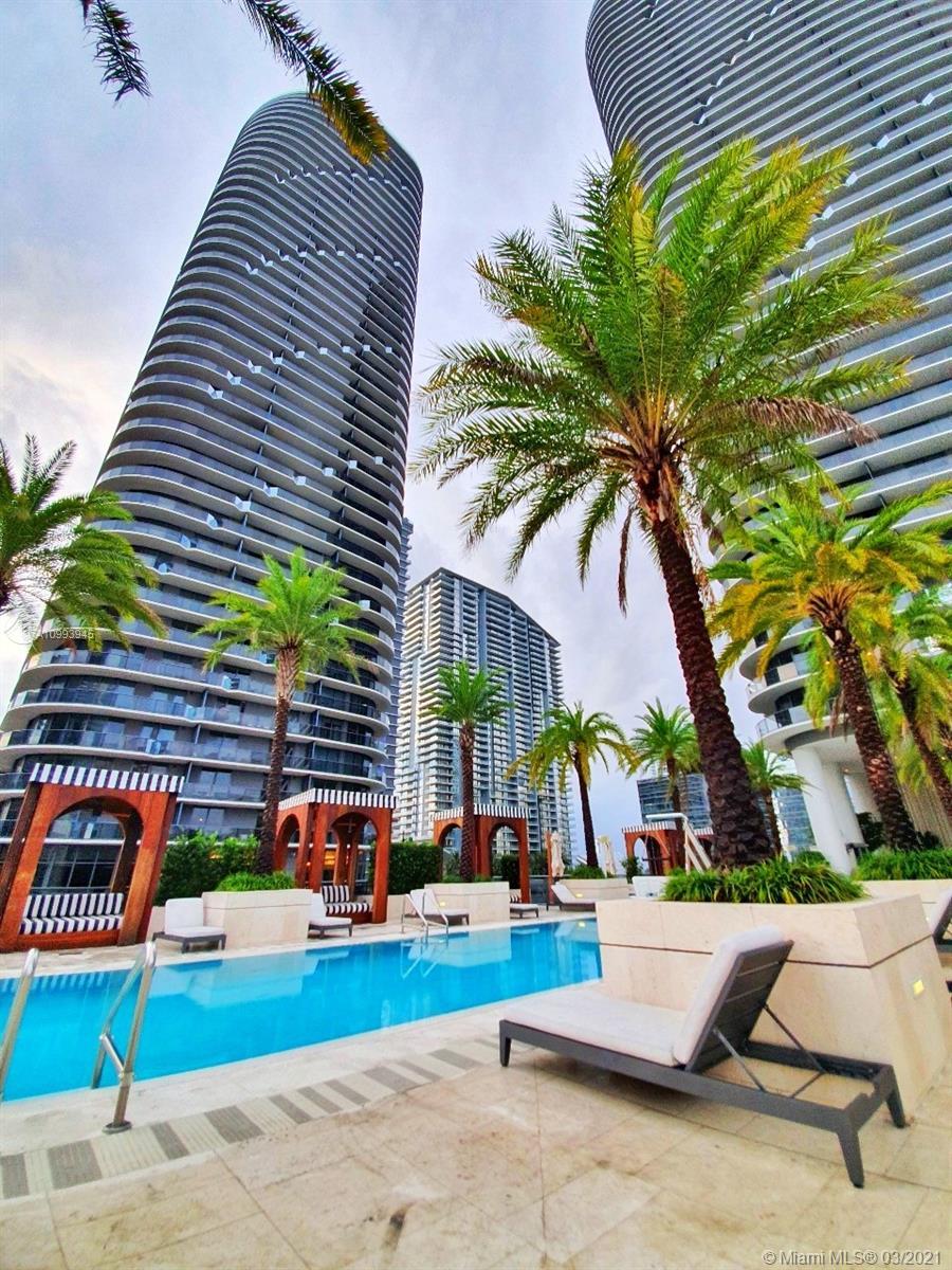 SLS Lux Brickell #509 - 801 S Miami Ave #509, Miami, FL 33130