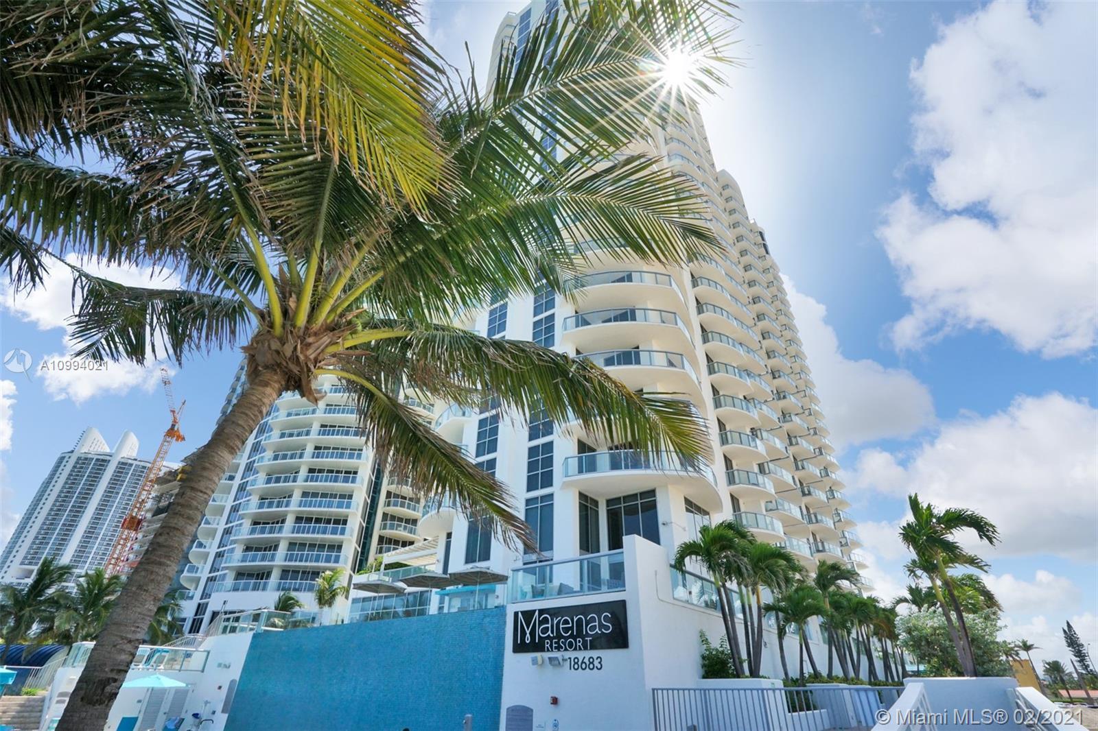 Marenas Resort #1409 - 18683 Collins Ave #1409, Sunny Isles Beach, FL 33160