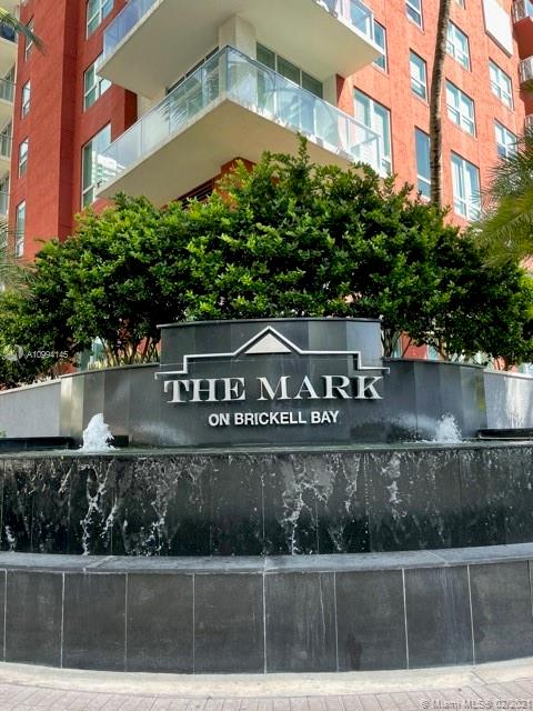 The Mark on Brickell #1106 - 1155 Brickell Bay Dr #1106, Miami, FL 33131