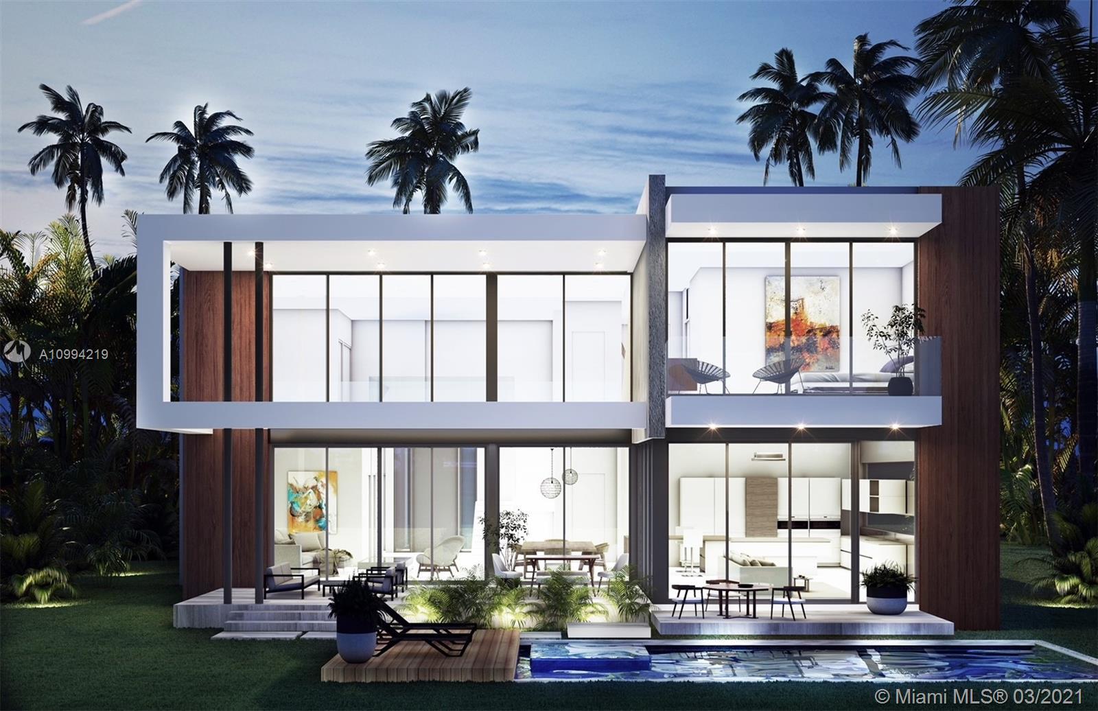 Home for sale in Bay Harbor Island Bay Harbor Islands Florida