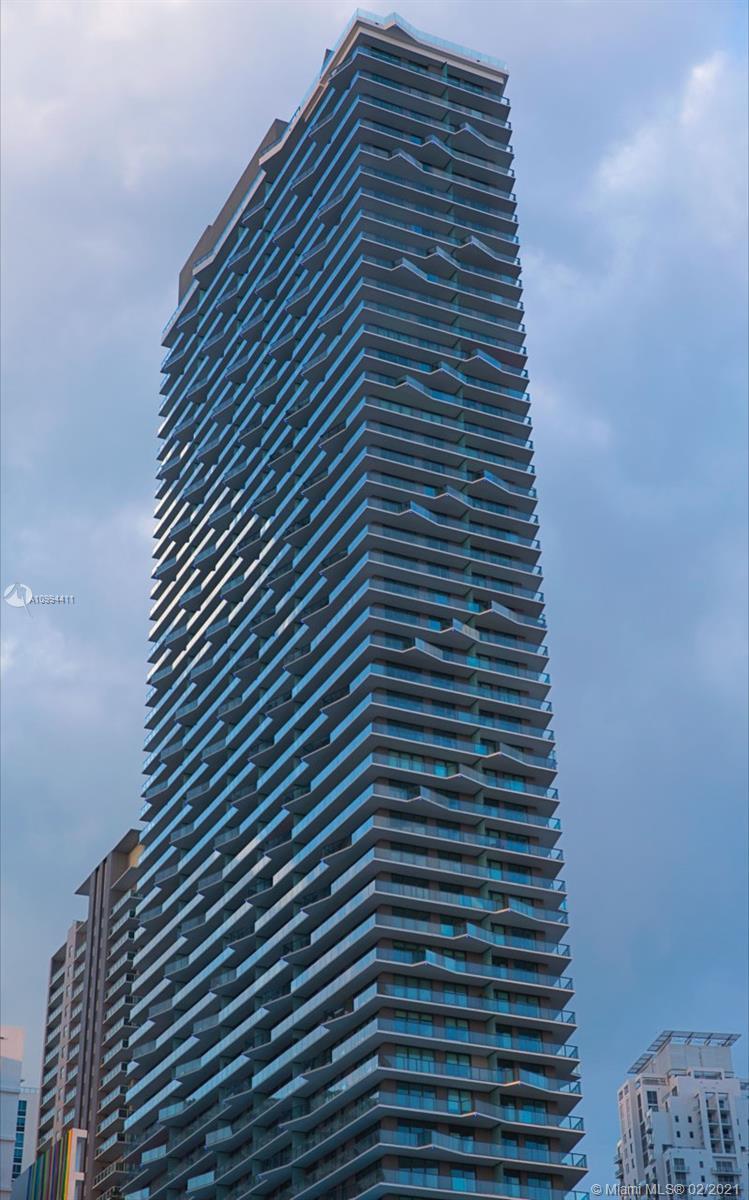 SLS Brickell #4706 - 1300 S Miami Ave #4706, Miami, FL 33130