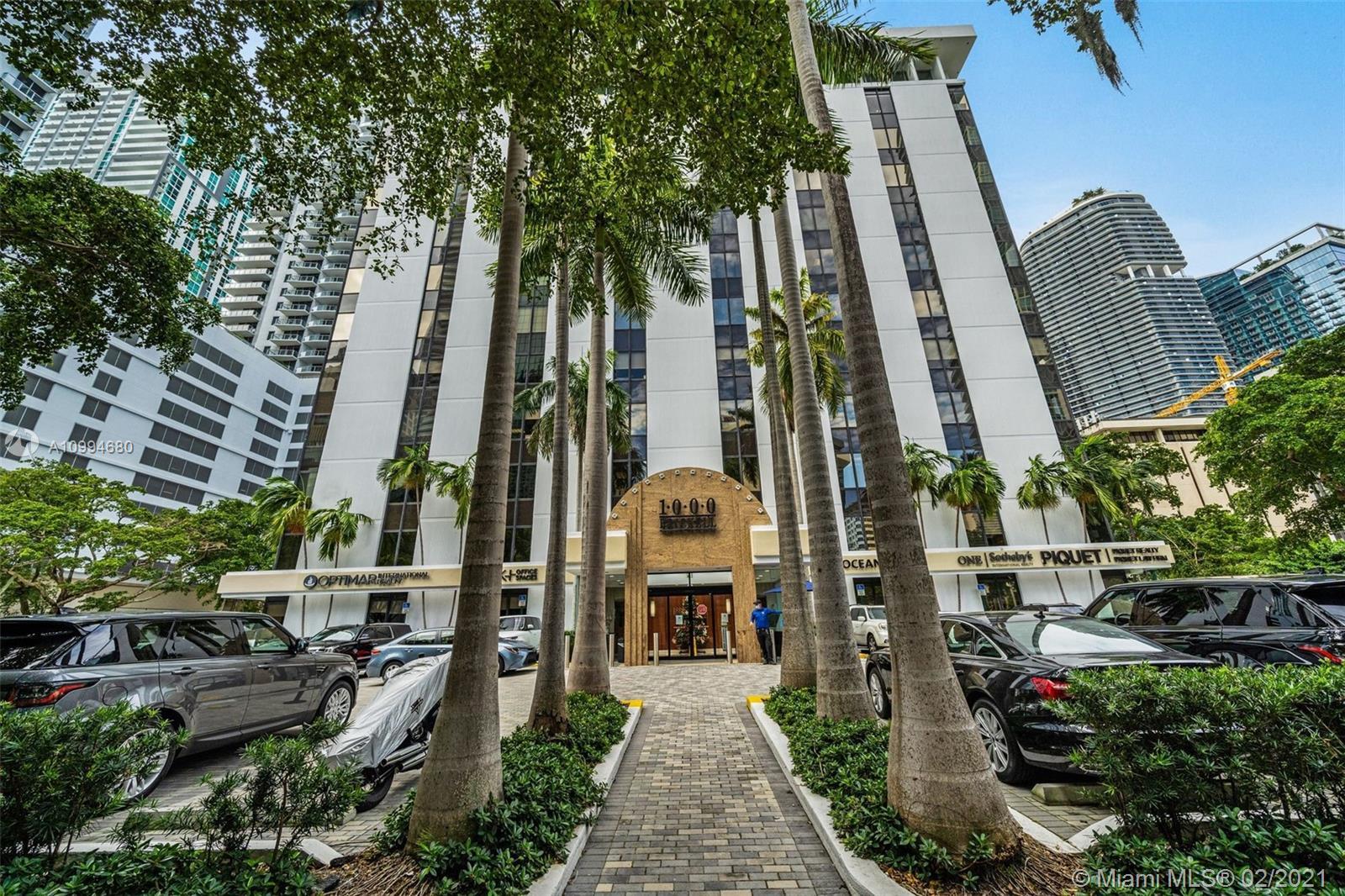 Brickell FlatIron #3F - 3E - 1000 Brickell Ave #3F - 3E, Miami, FL 33131