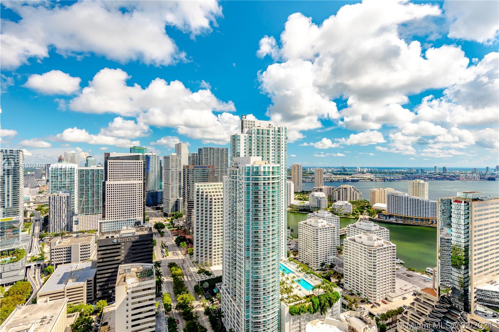 1060 Brickell West Tower #4309 - 1060 BRICKELL AV #4309, Miami, FL 33131