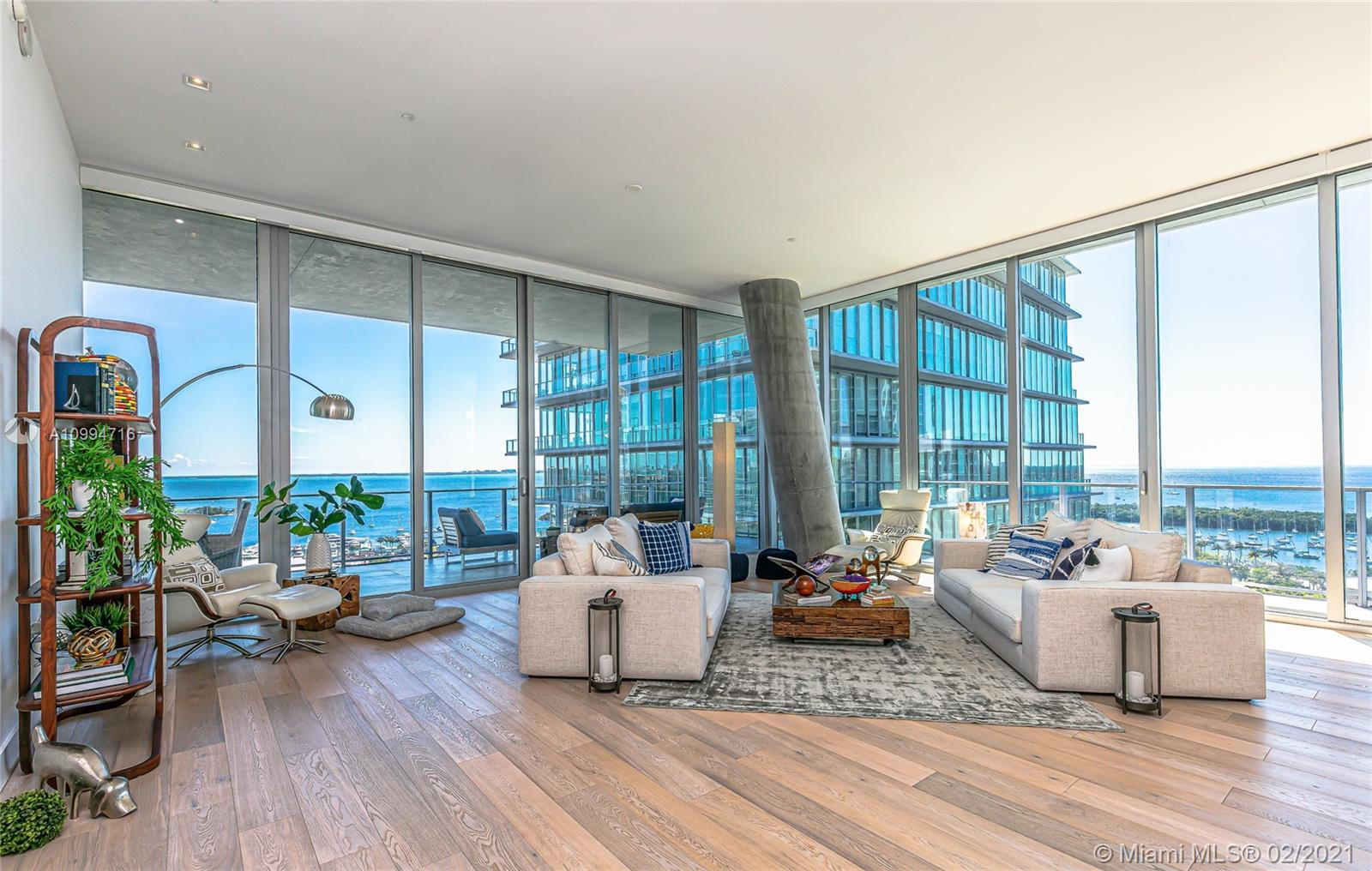 Grove At Grand Bay North Tower #1401N - 2669 S Bayshore Dr #1401N, Miami, FL 33133