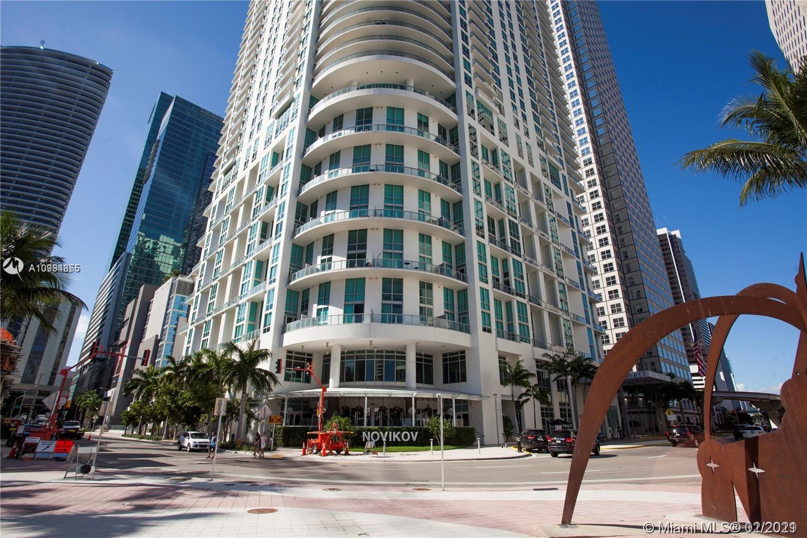 Met 1 #T-2514 - 300 S Biscayne Blvd #T-2514, Miami, FL 33131