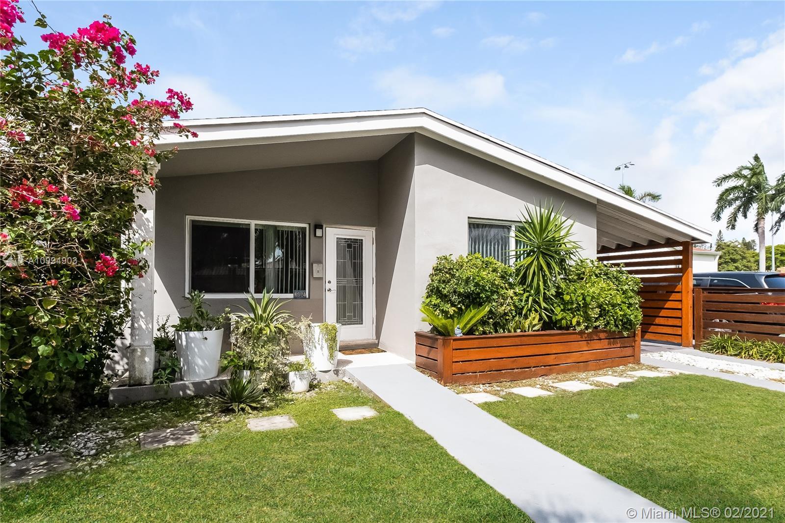 Isle of Normandy - 6924 Trouville Esplanade, Miami Beach, FL 33141