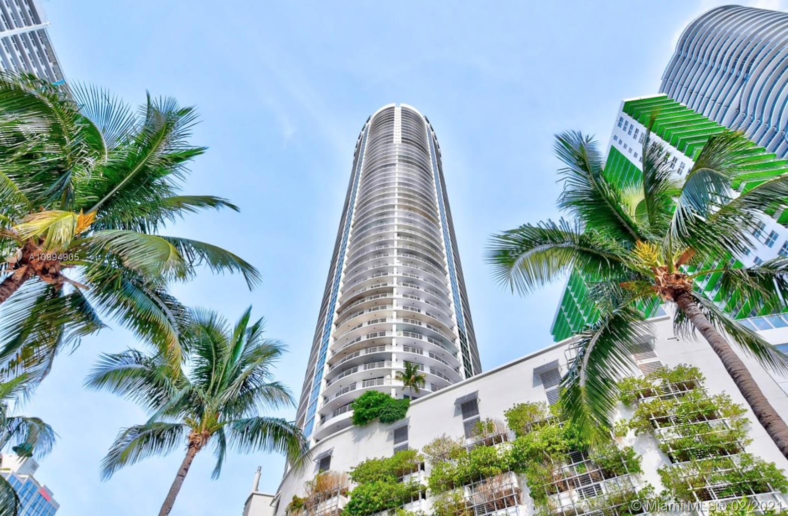 Opera Tower #5414 - 1750 N BAYSHORE DR #5414, Miami, FL 33132