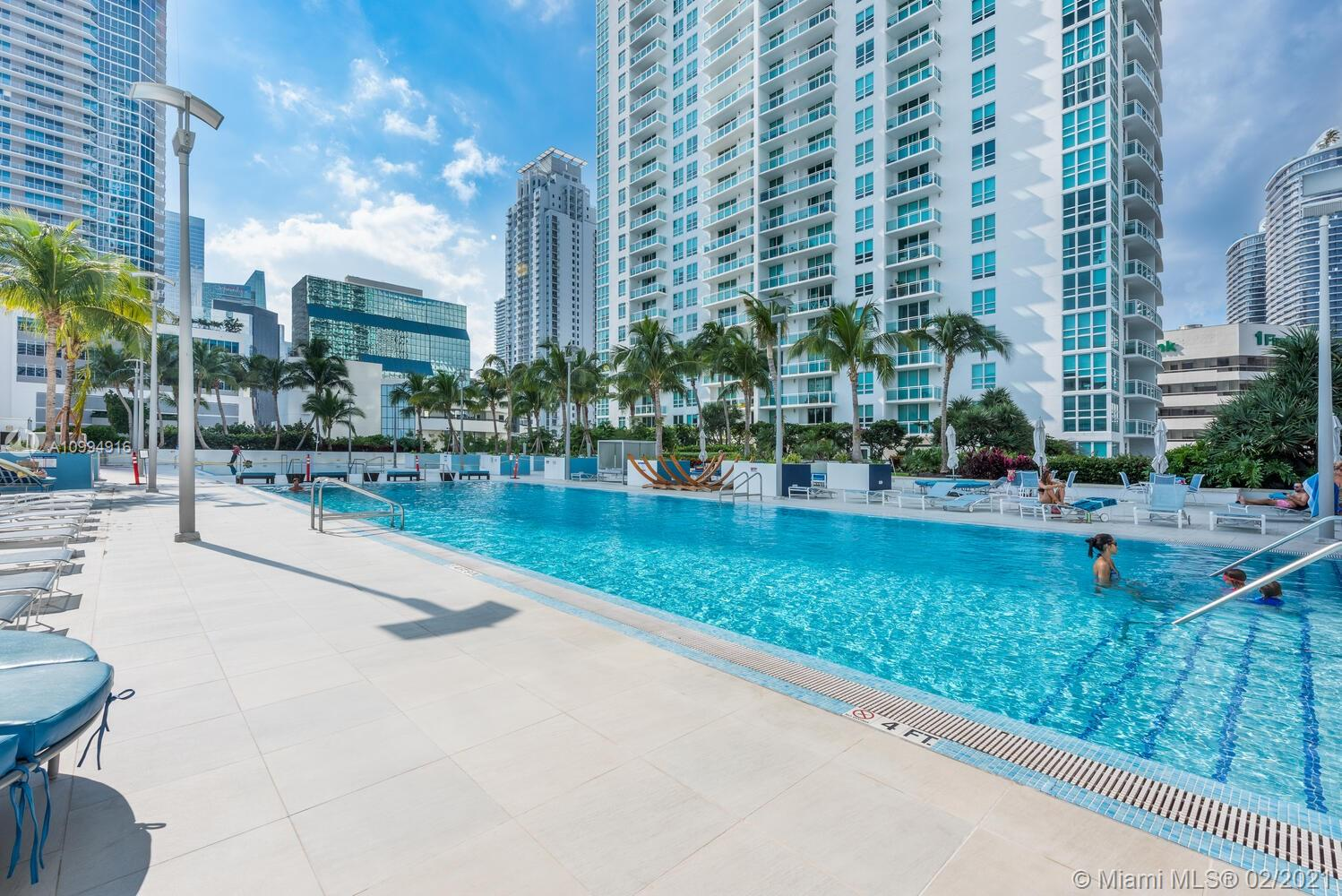 The Plaza on Brickell 2 #2103 - 951 Brickell Ave #2103, Miami, FL 33131
