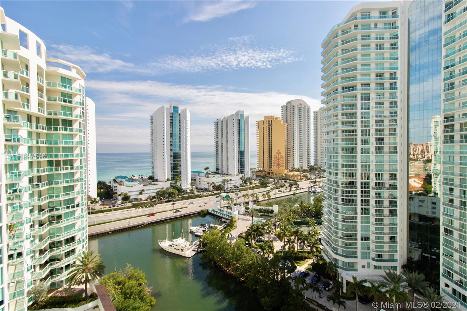 St Tropez II #2-1605 - 200 Sunny Isles Blvd #2-1605, Sunny Isles Beach, FL 33160