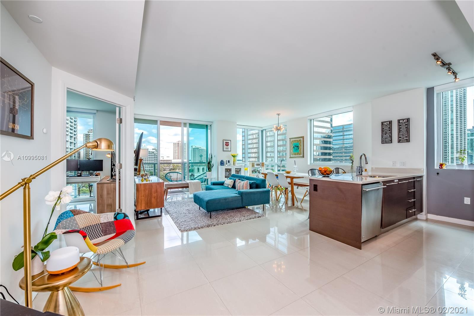 500 Brickell West Tower #902 - 500 Brickell Ave #902, Miami, FL 33131