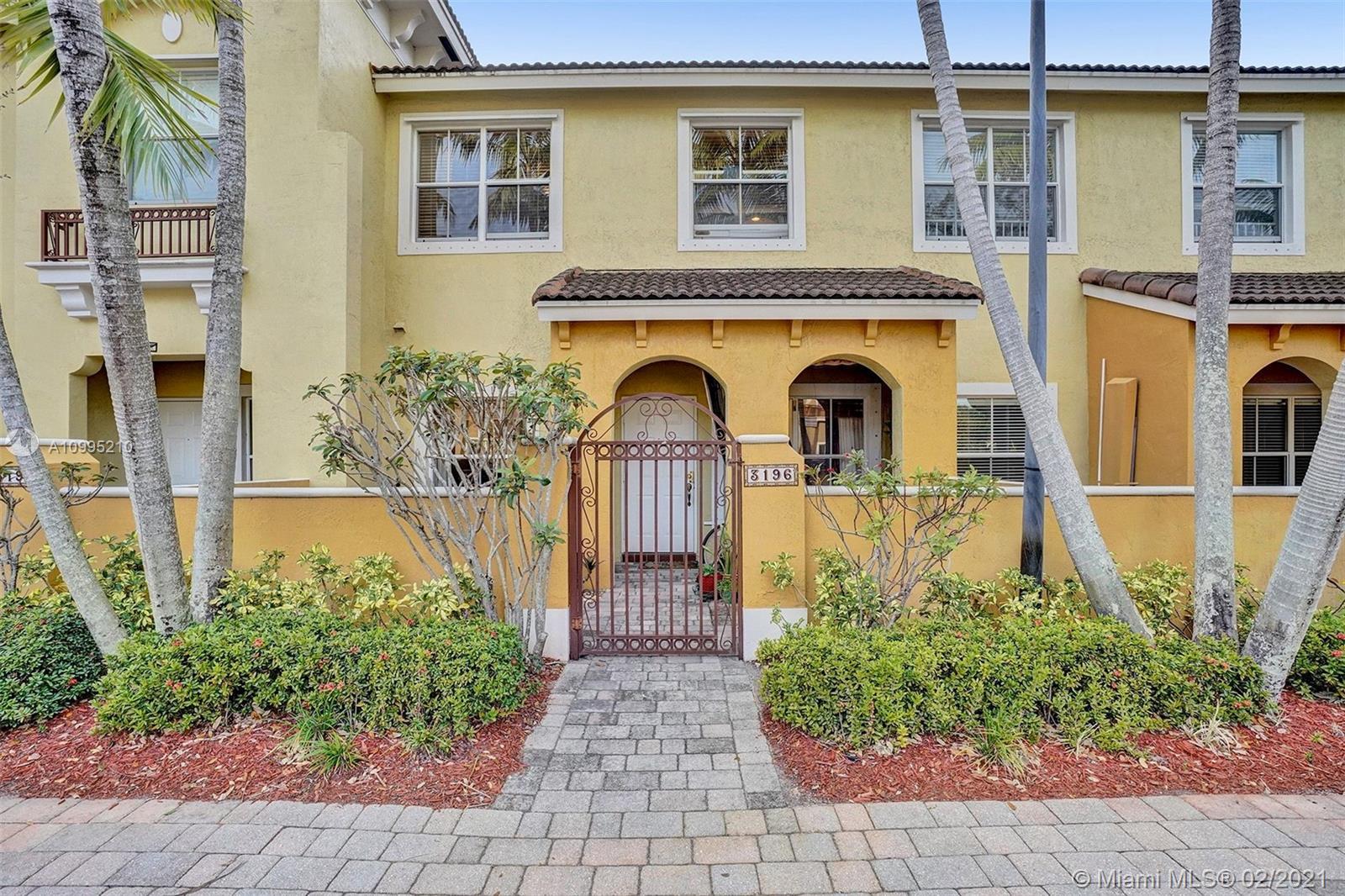 Property for sale at 3196 Merrick Ter Unit: 0, Margate,  Florida 33063