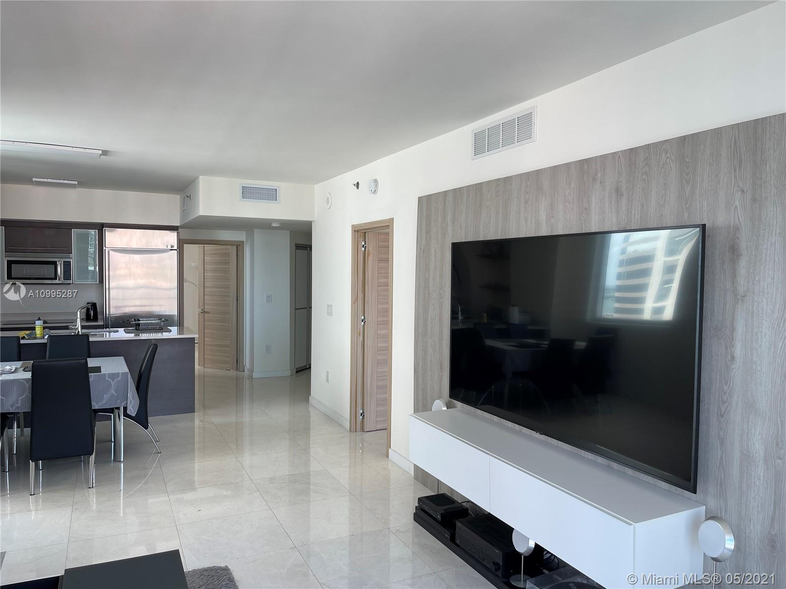 500 Brickell East Tower #2707 - 55 SE 6th St #2707, Miami, FL 33131