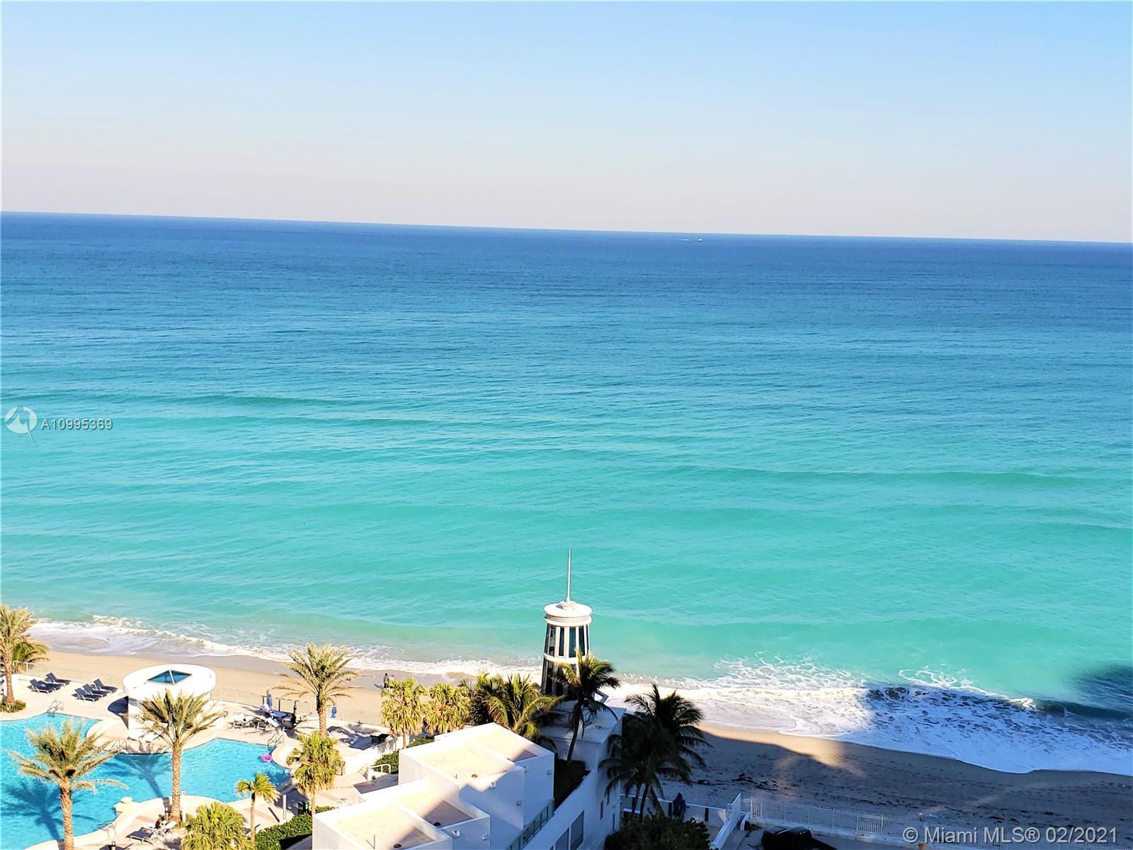 Alexander Towers #PH06 - 3505 S Ocean Dr #PH06, Hollywood, FL 33019