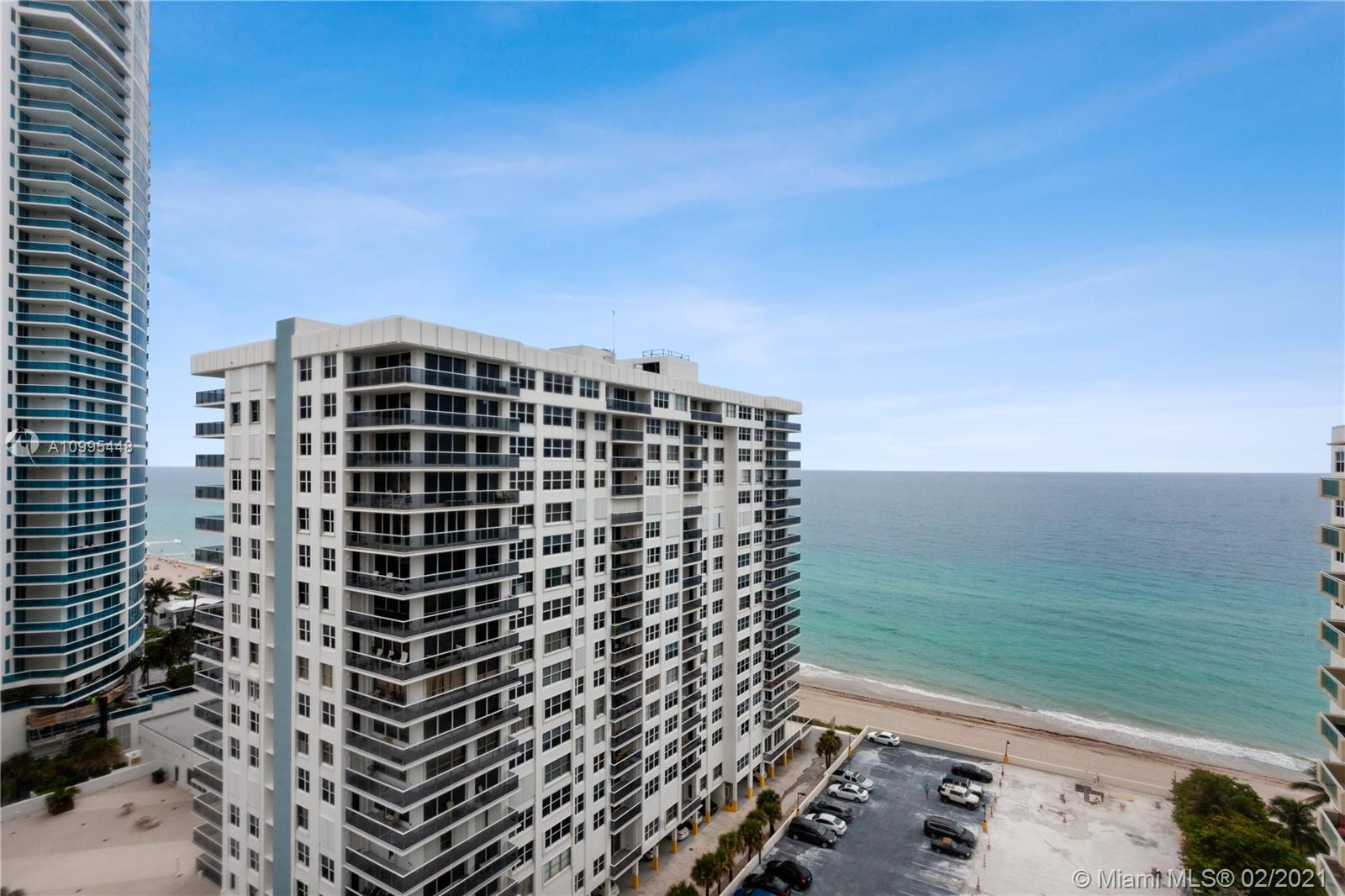Residences on Hollywood East Tower #PH-1647 - 3001 S Ocean Dr #PH-1647, Hollywood, FL 33019