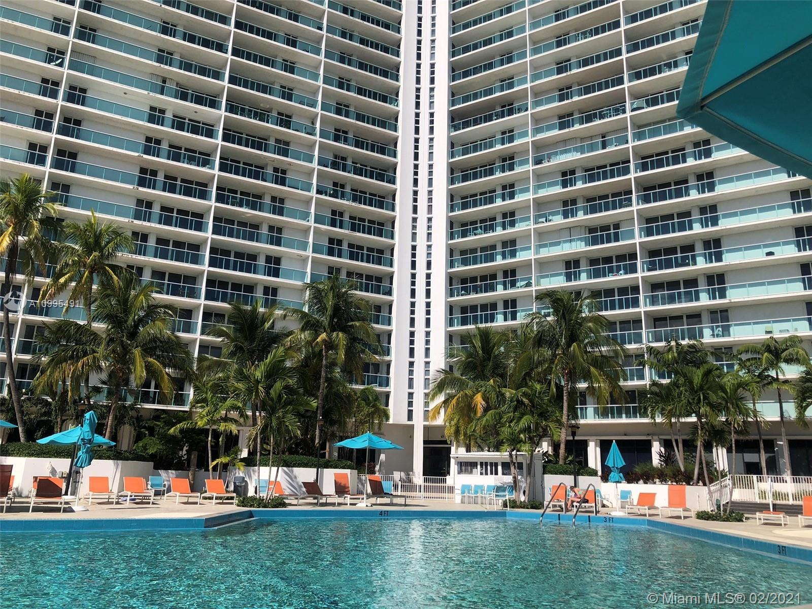 Arlen House #509 - 100 Bayview Dr #509, Sunny Isles Beach, FL 33160