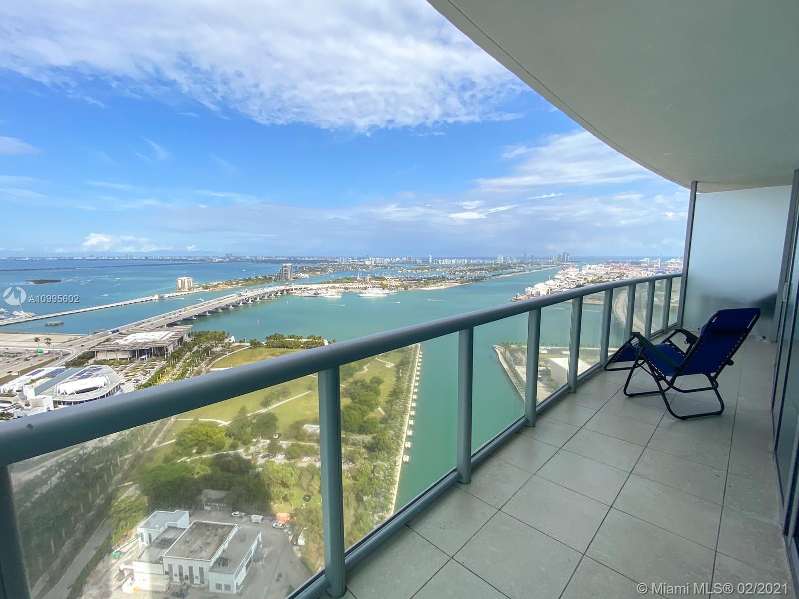 Marina Blue #4012 - 888 Biscayne Blvd #4012, Miami, FL 33132
