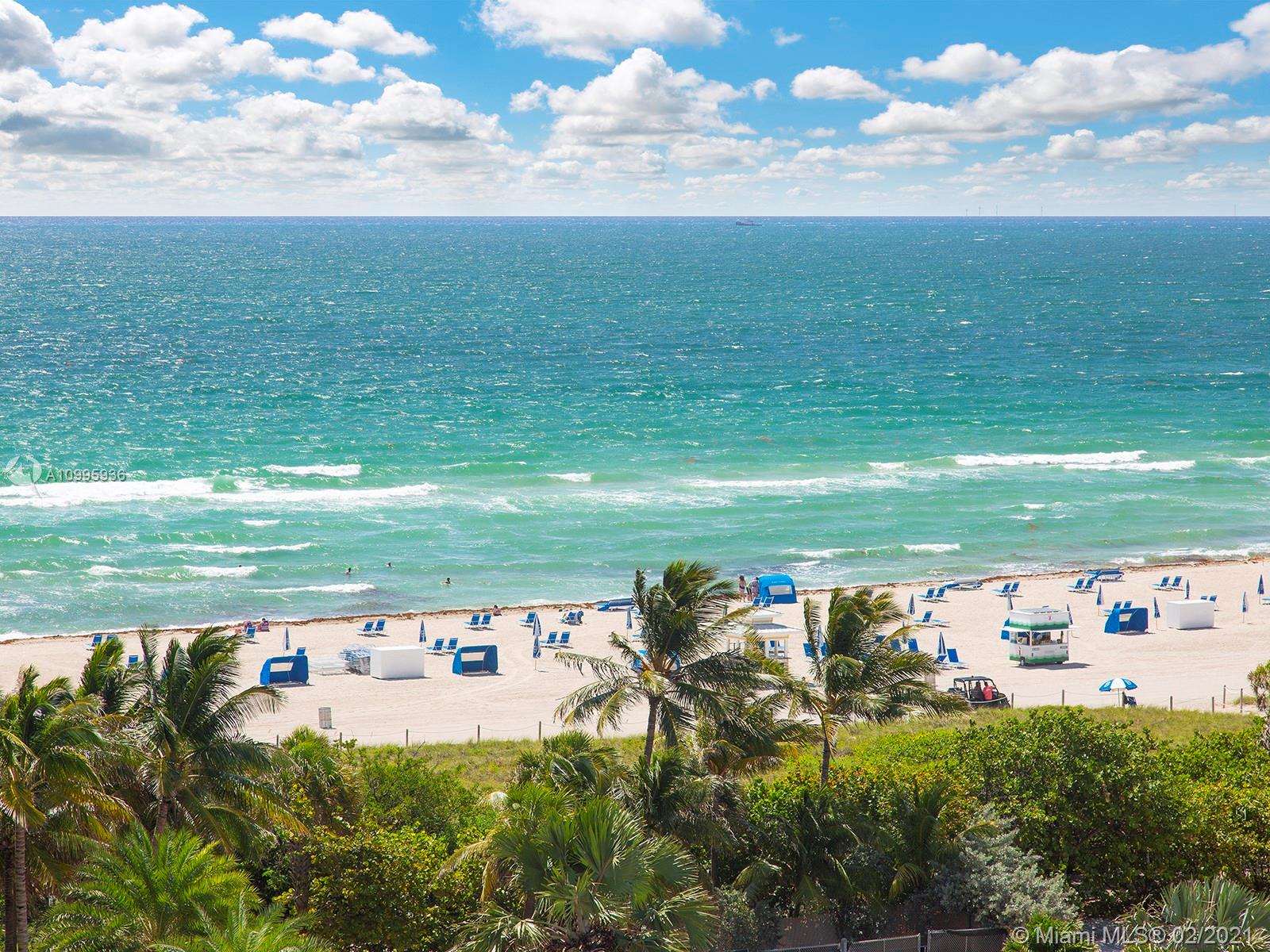 W South Beach #804 - 2201 Collins Ave #804, Miami Beach, FL 33139