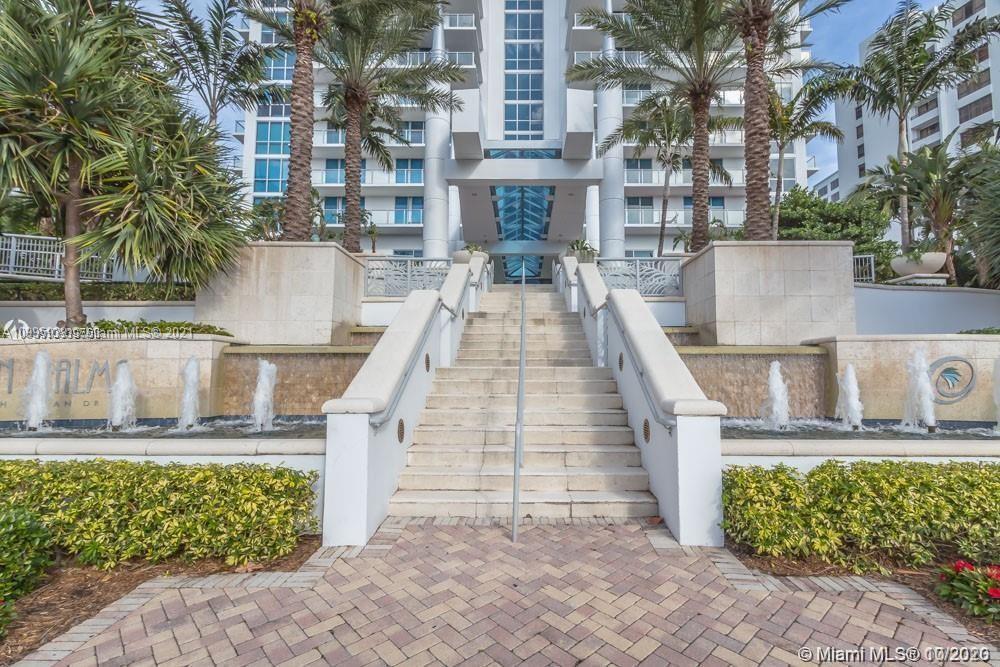 Ocean Palms #1208 - 3101 S Ocean Dr #1208, Hollywood, FL 33019