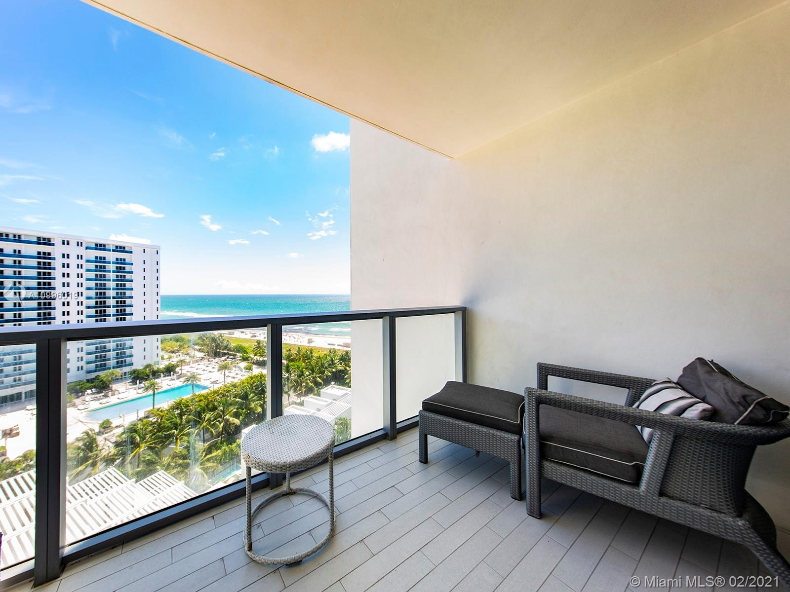 W South Beach #1113 - 2201 Collins Ave #1113, Miami Beach, FL 33139