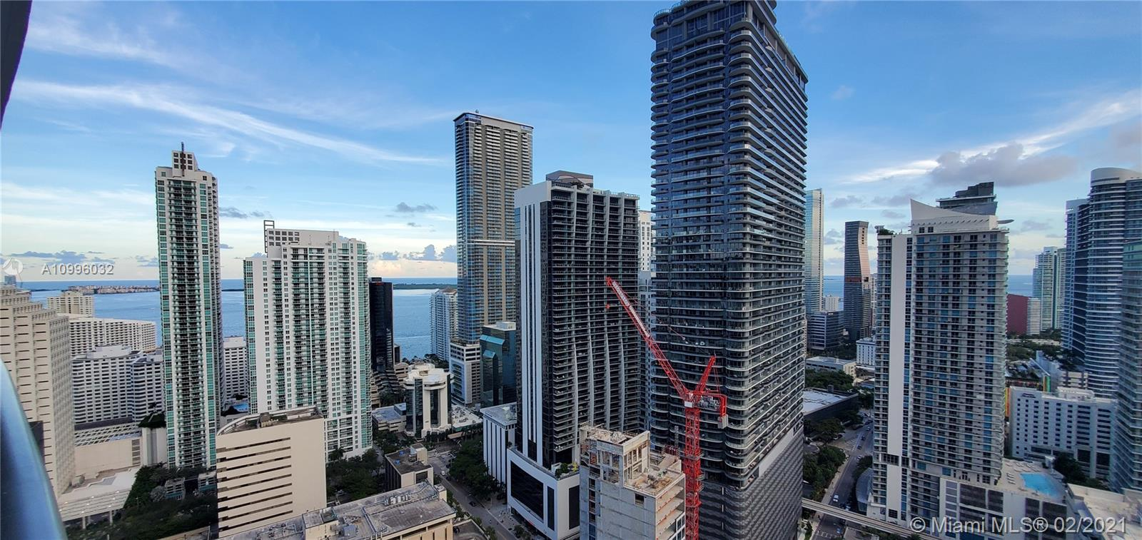 Brickell Heights East Tower #3604 - 45 SW 9th St #3604, Miami, FL 33130