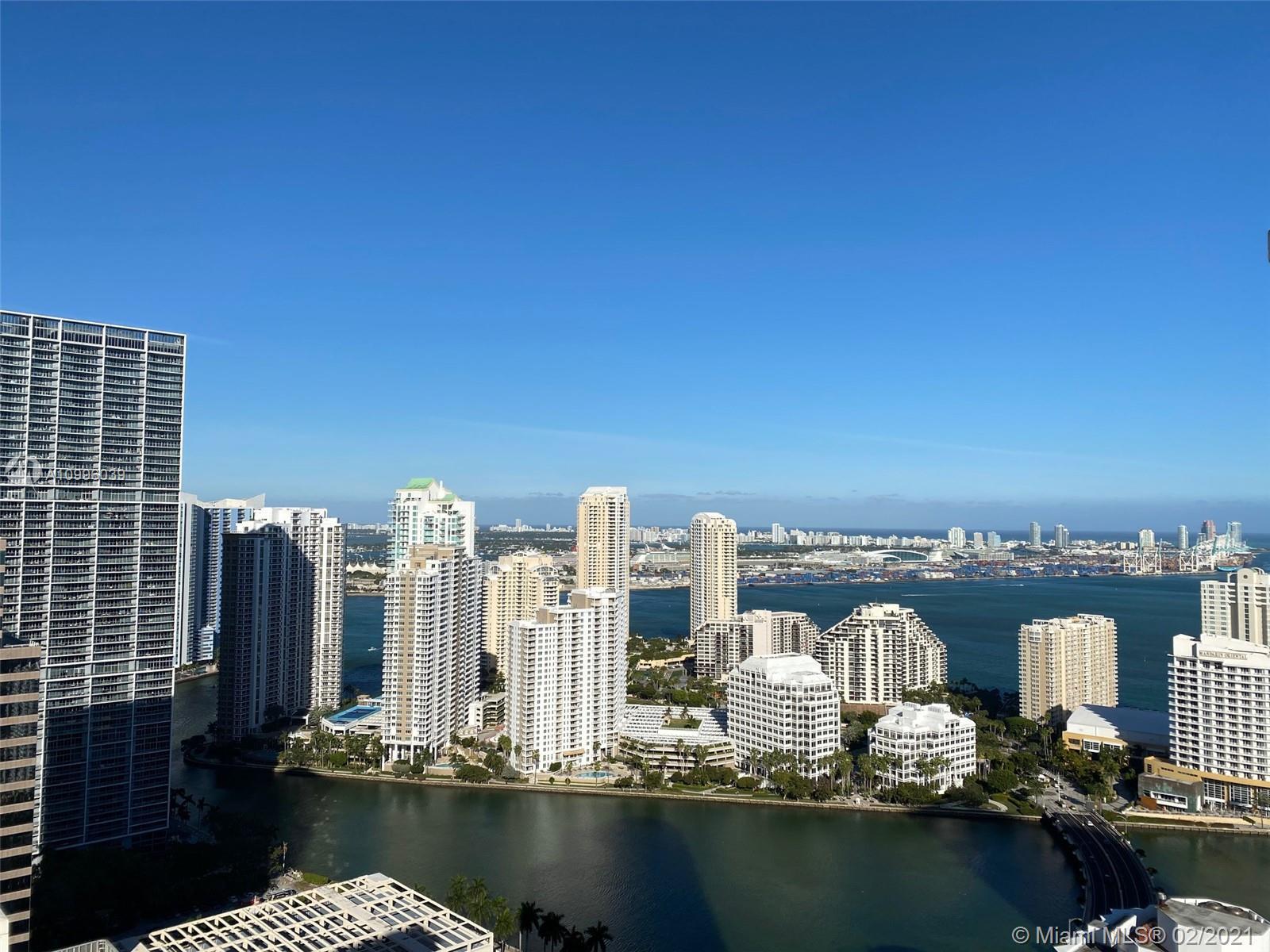 The Plaza on Brickell 1 #4002 - 950 SE Brickell Bay Dr #4002, Miami, FL 33131