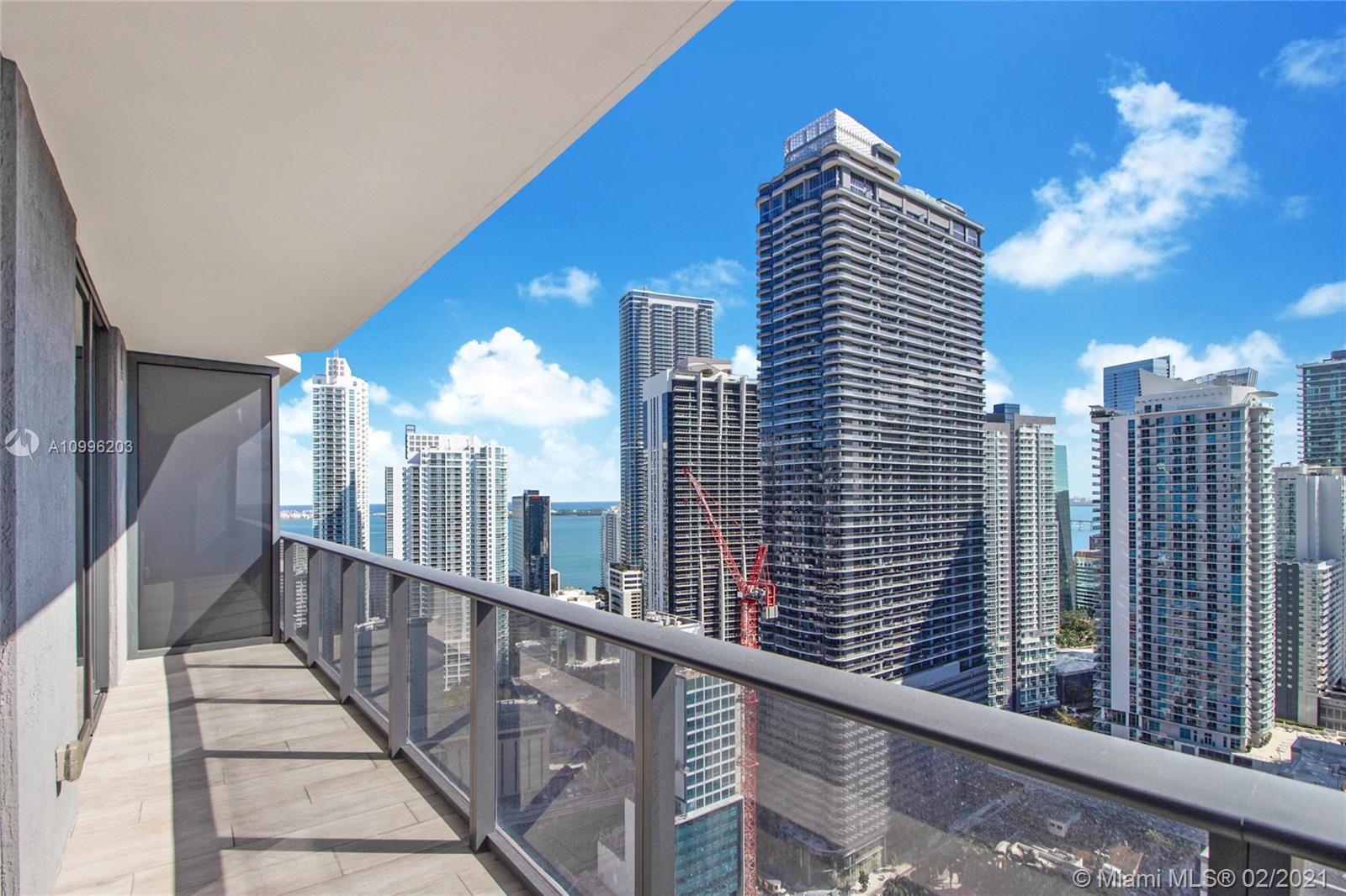Brickell Heights West Tower #3304 - 55 SW 9th St #3304, Miami, FL 33130