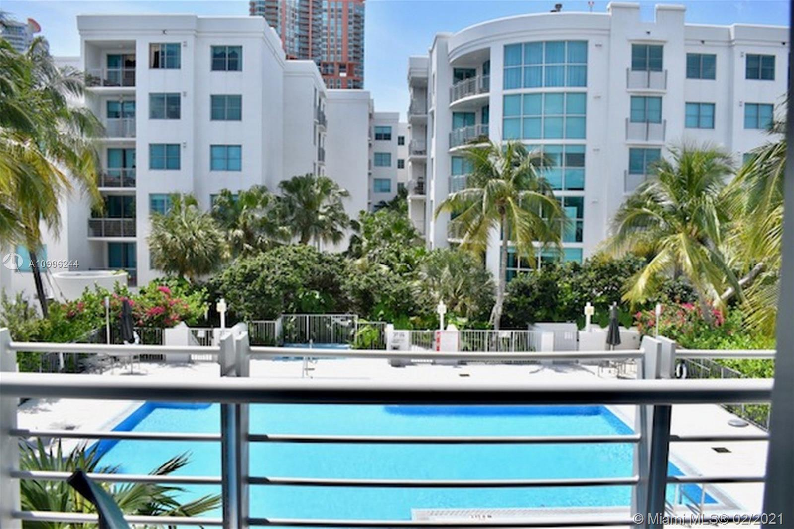 Cosmopolitan #2412 - 110 Washington Ave #2412, Miami Beach, FL 33139