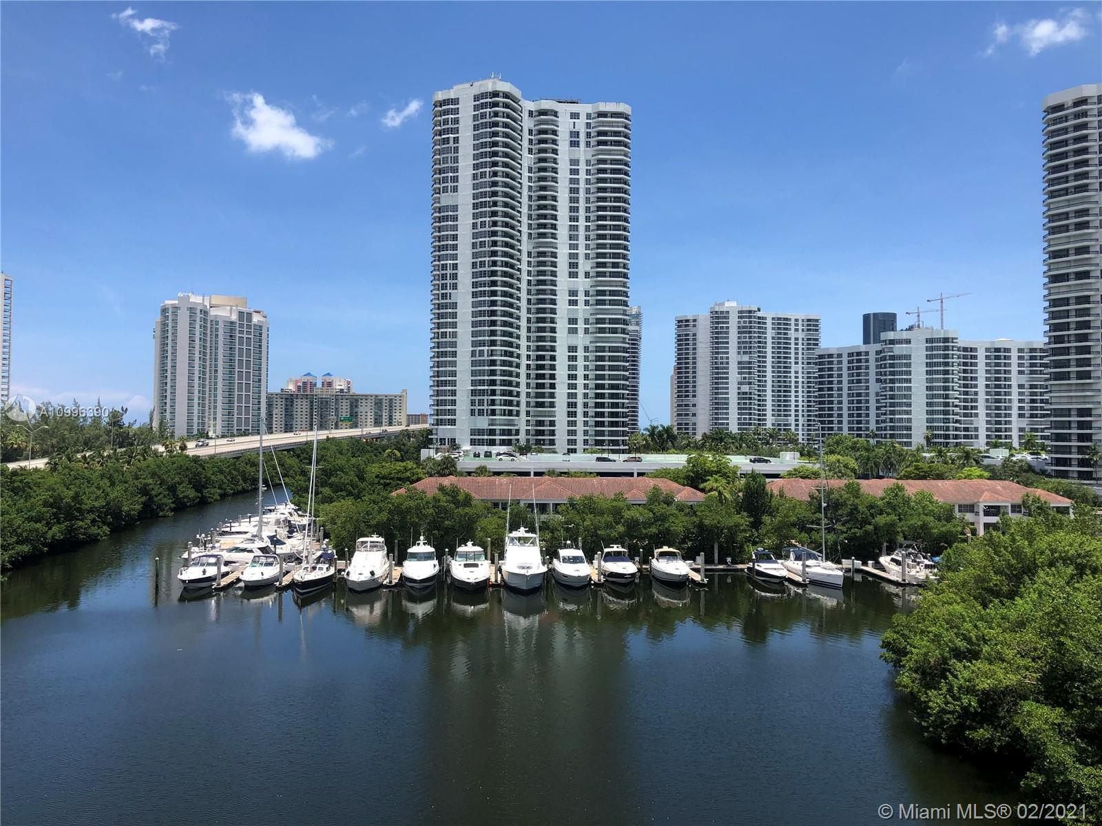 Mystic Pointe Tower 600 #609 - 3400 NE 192 ST #609, Aventura, FL 33180