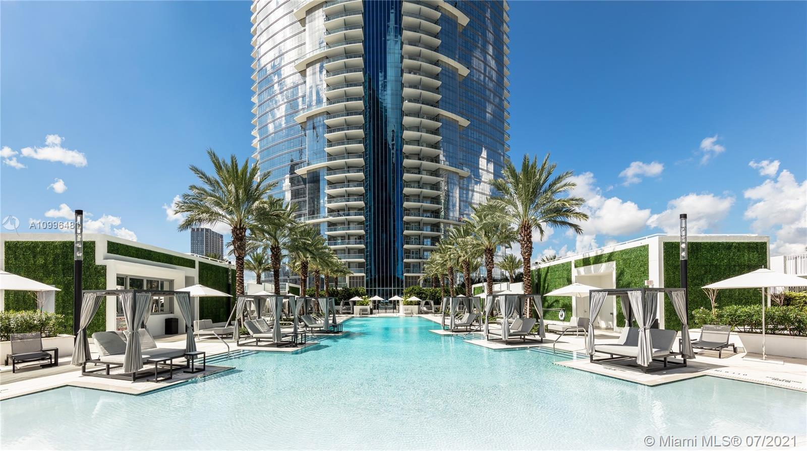 Paramount Miami Worldcenter #2207 - 851 NE 1st Ave #2207, Miami, FL 33132