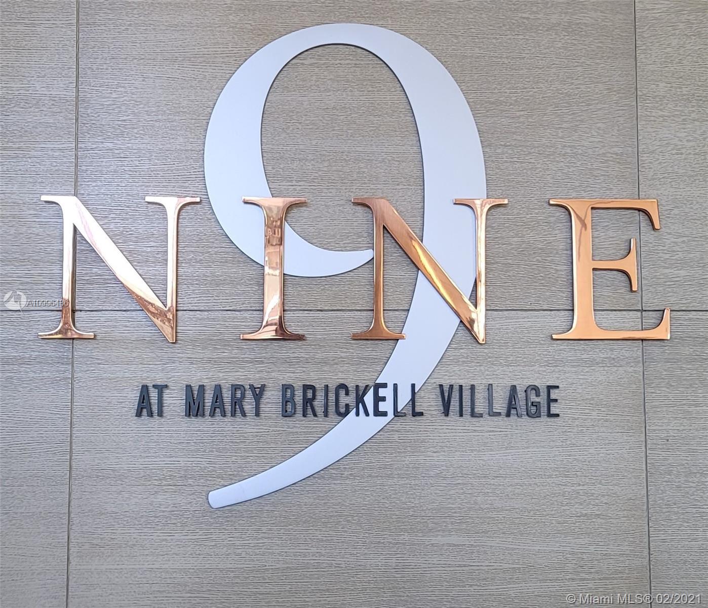 NINE at Mary Brickell #2306 - 999 SW 1st Ave #2306, Miami, FL 33130