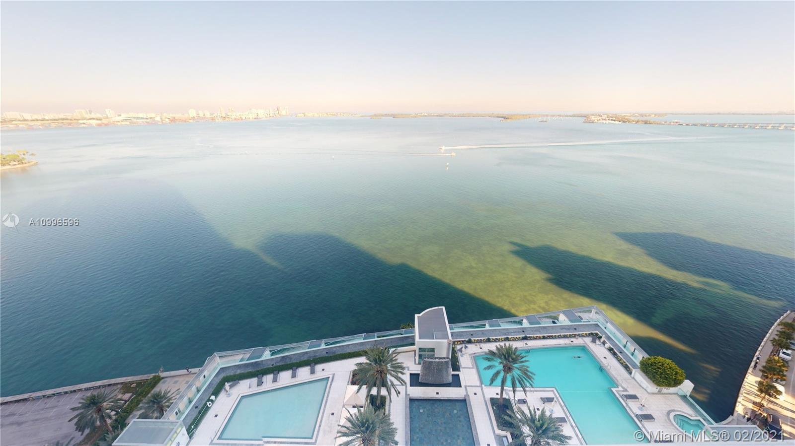 Jade Residences #2105 - 1331 Brickell Bay Dr #2105, Miami, FL 33131