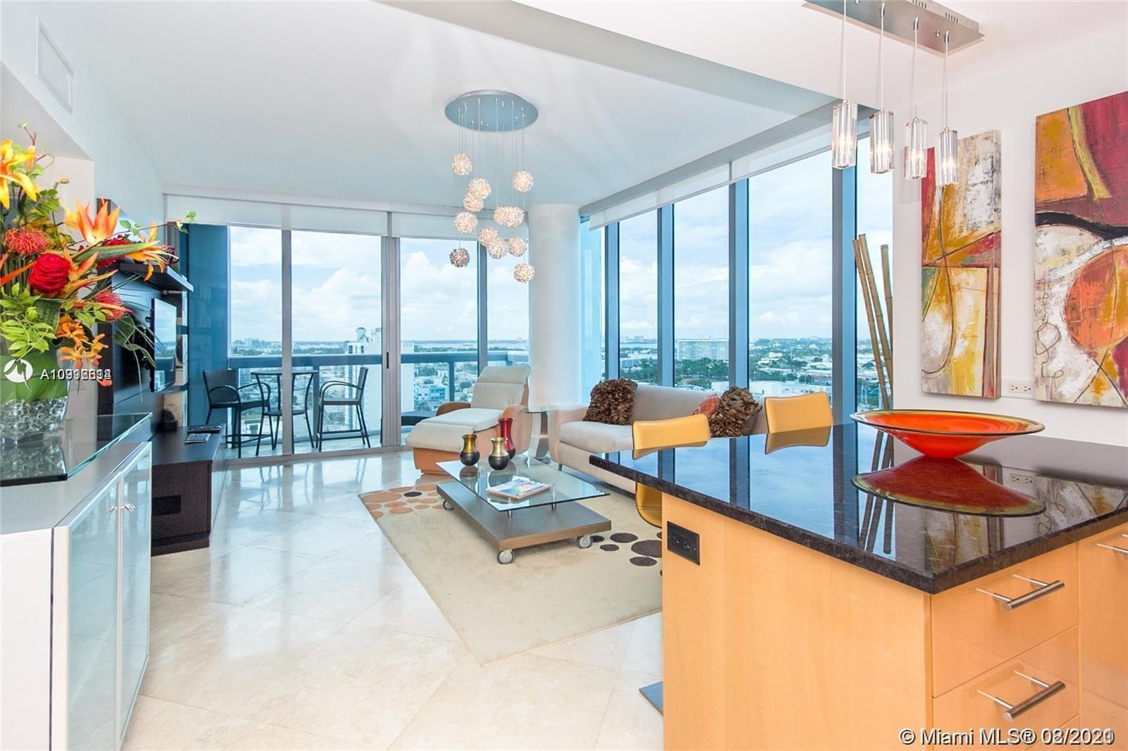 Carillon North Tower #1704 - 6899 Collins Ave #1704, Miami Beach, FL 33141