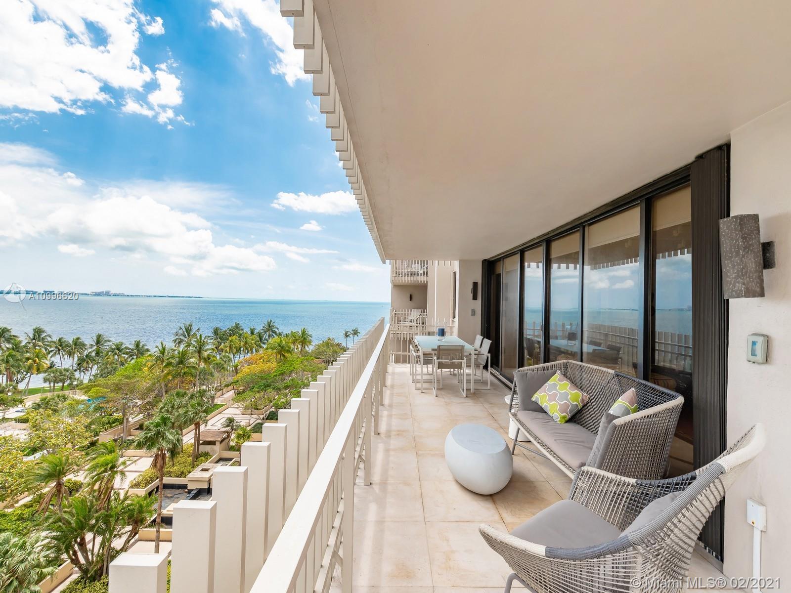 Grove Isle 1 #A809 - 1 Grove Isle Dr #A809, Miami, FL 33133