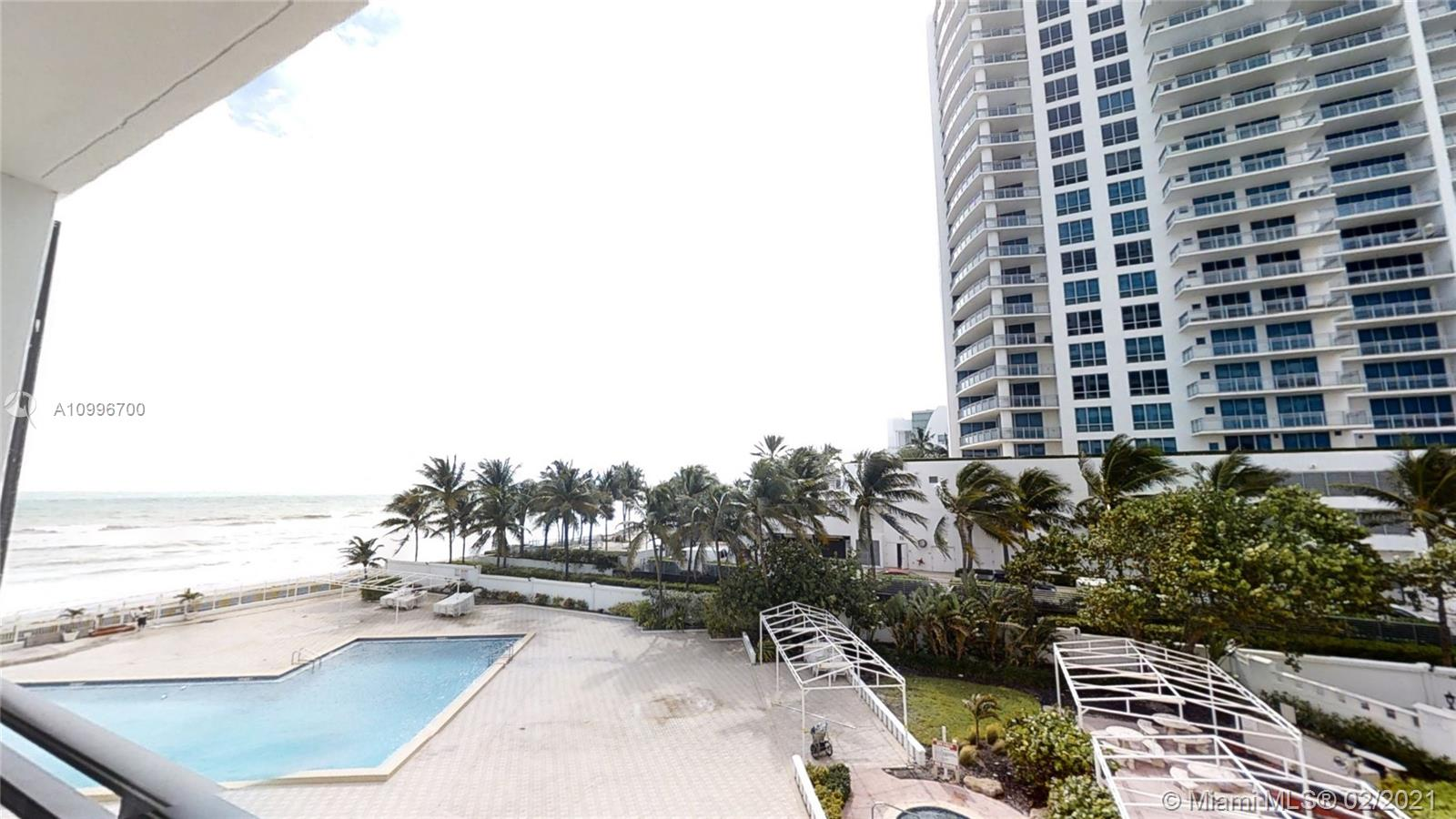 Alexander Towers #315 - 3505 S Ocean Dr #315, Hollywood, FL 33019