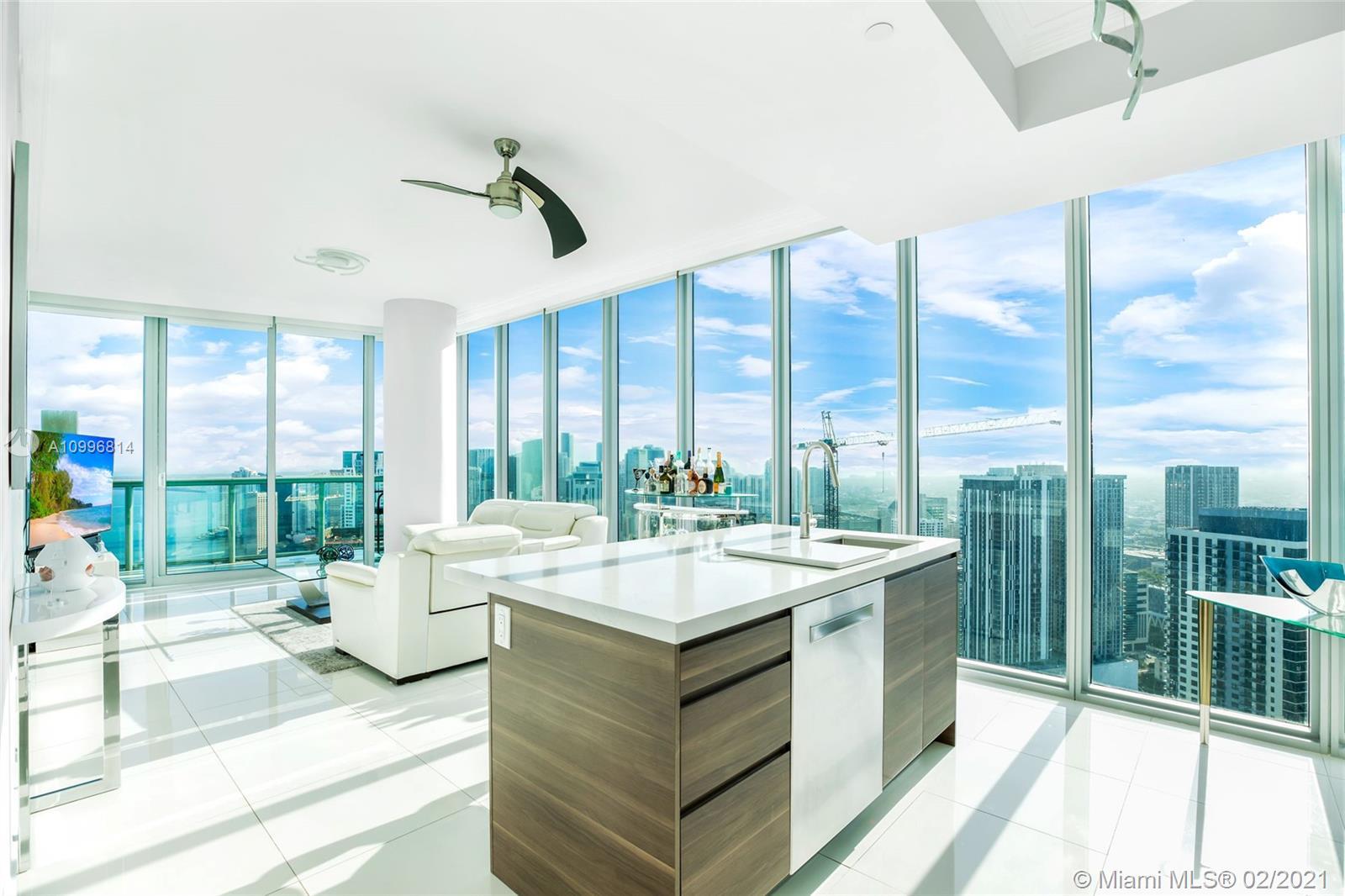 Marina Blue #5301 - 888 Biscayne Blvd #5301, Miami, FL 33132